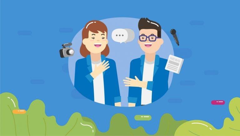Jurusan ilmu komunikasi adalah salah satu jurusan dengan banyak peminat