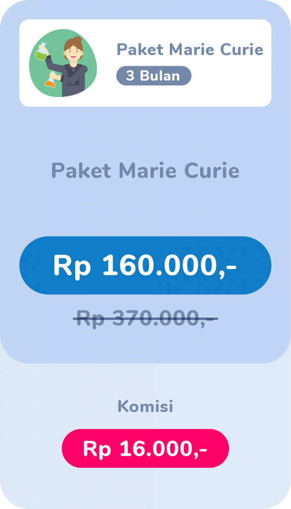Mitra-Paket-Marie-Curie