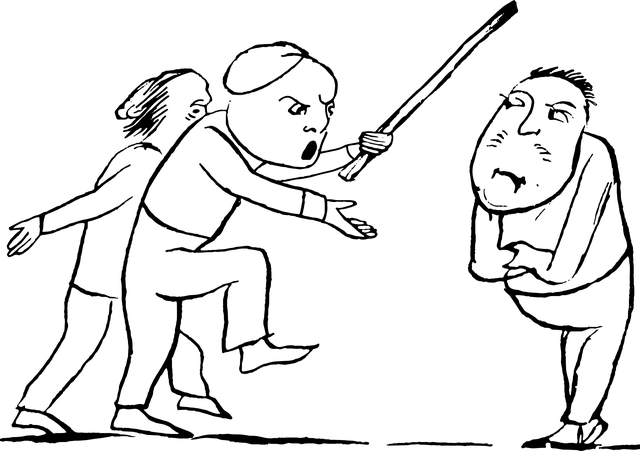 Bentuk Interaksi Sosial Berisfat Disosiatif
