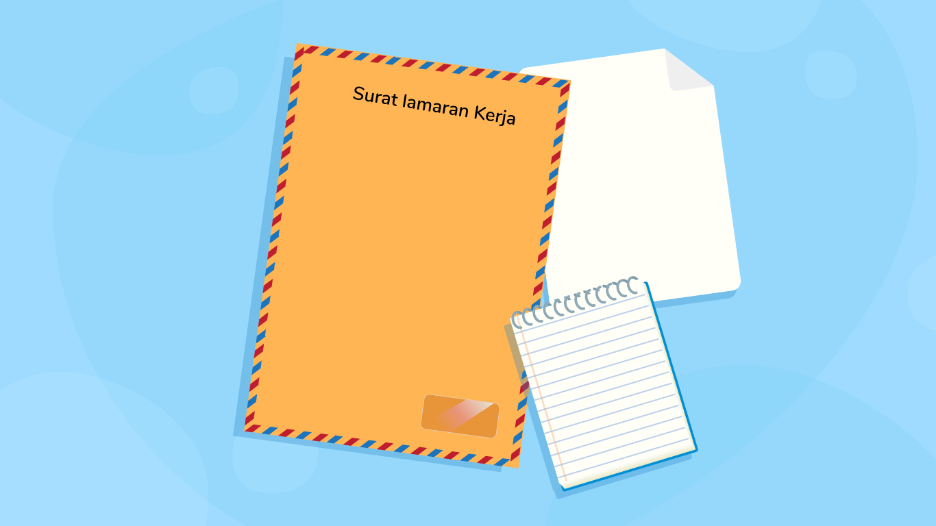 Membuat Surat Lamaran Kerja Pahamify Teman Persiapan Utbk