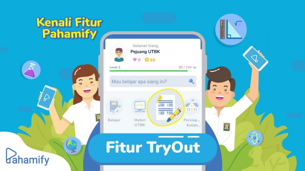 Kenali Fitur Pahamify: TryOut