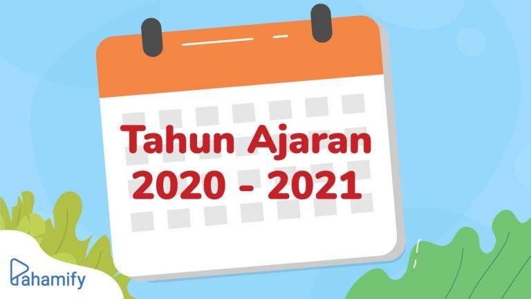 Kalender Pendidikan Tahun Ajaran 2020/2021