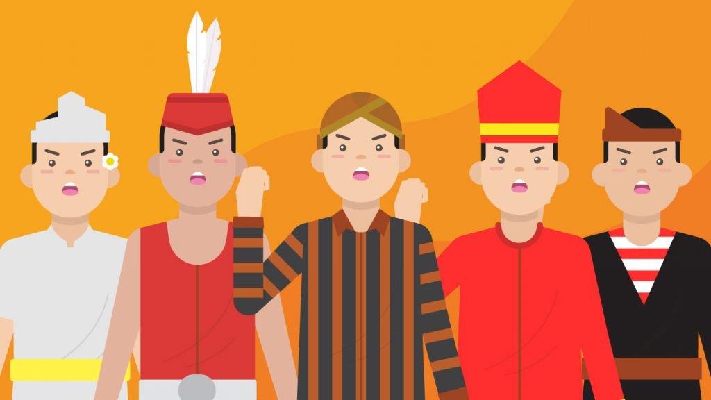 Memaknai sumpah pemuda, peran pemuda dalam perubahan tata negara Indonesia.