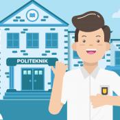 Ini Dia 5 Politeknik Terbaik di Indonesia Beserta Jurusannya Yang Bisa Kamu Pilih
