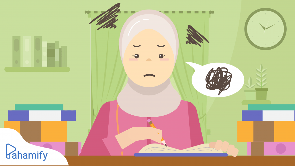 Cara menghilangan rasa bosan dan lelah belajar di rumah