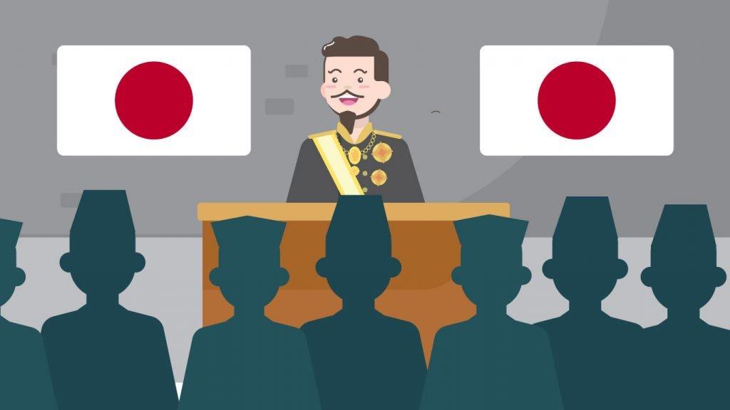 Sejarah Jepang masuk Indonesia bermula untuk mencari SDA di negara lain.