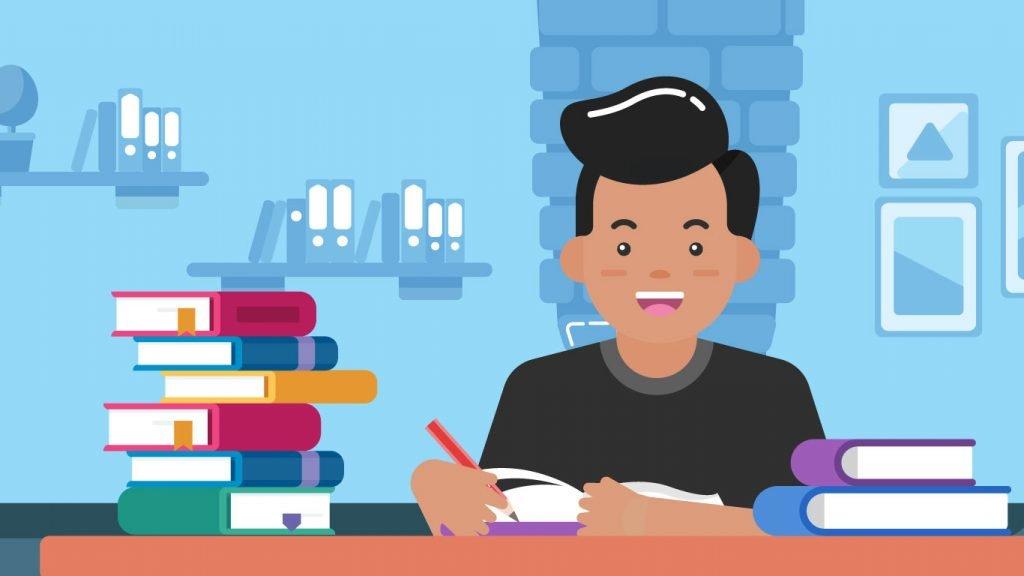 Teknik belajar Pomodoro membantu kamu lebih fokus saat belajar.