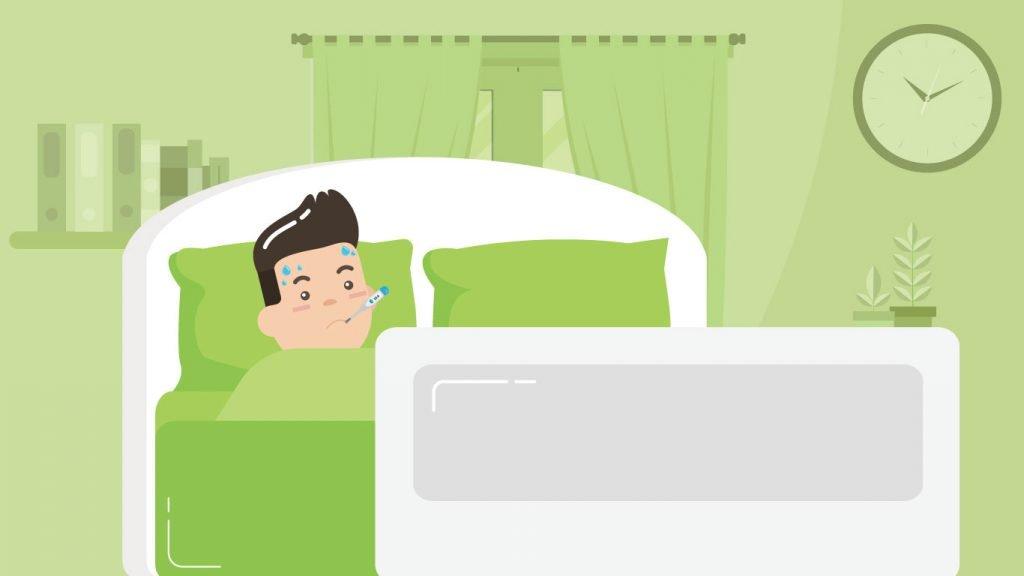 Cara penularan influenza bisa dari kontak fisik, maupun menyentuh benda yang terpapat virus.