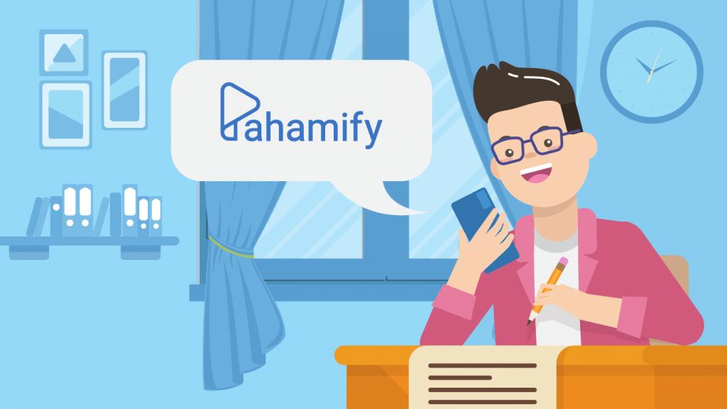 Aplikasi pelajaran SMA Pahamify siap menjadi teman belajar yang efektif dan menyenangkan.
