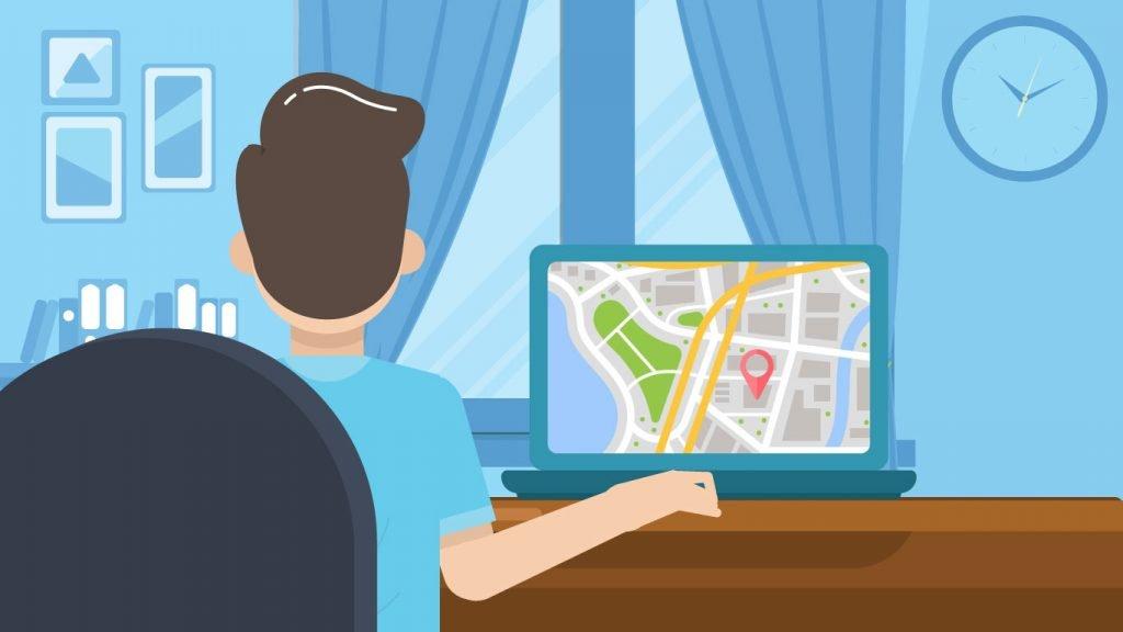 Sekarang, komponen penginderaan jauh bisa diproses melalui sistem informasi geografis digital yang canggih.