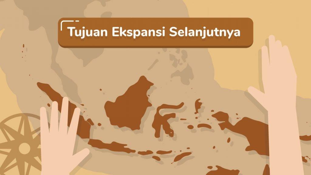 Pada sejarah Jepang masuk Indonesia, negeri kita ini menjadi tujuan ekspansi pemenuhan SDA untuk Jepang.