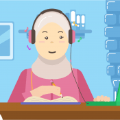 Wajib Dicoba, Cara Mudah Merancang Lingkungan Belajar Online Yang Kondusif di Rumah