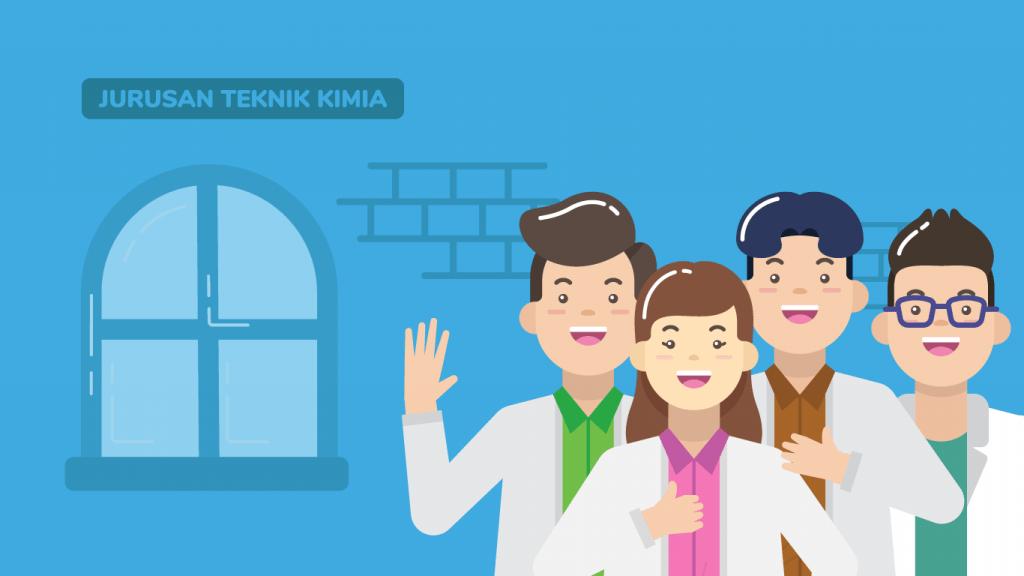 Kuliah di jurusan teknik kimia terbaik di Indonesia, membuka peluang untuk mendapatkan prospek kerja jurusan teknik kimia yang menjanjikan.