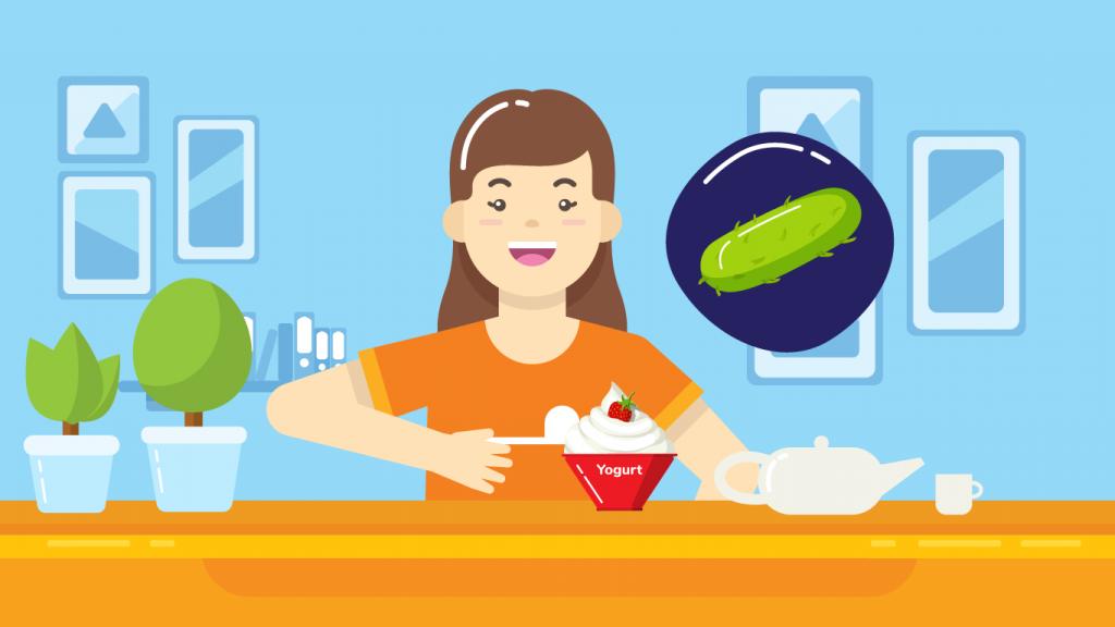 Satu di antara peran bakteri dalam kehidupan manusia, terlihat pada proses pembuatan makanan dan obat-obatan.
