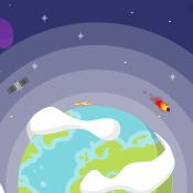 Geografi Kelas 10: Pengertian Atmosfer, Fungsi, dan Lapisannya