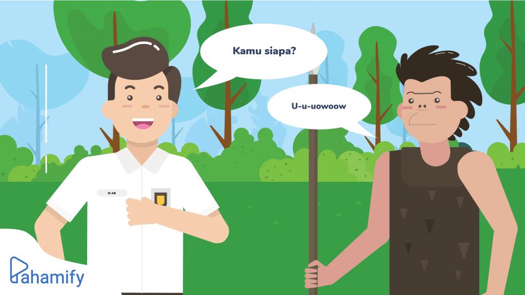 Apa Yang Dimaksud Dengan Teori Evolusi? Bagaimana kehidupan masyarakat praaksara di Indonesia?