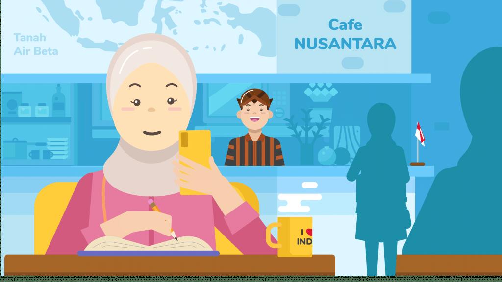 Kearifan lokal di Indonesia yang unik, memiliki nilai jual tersendiri yang menarik minat dunia.