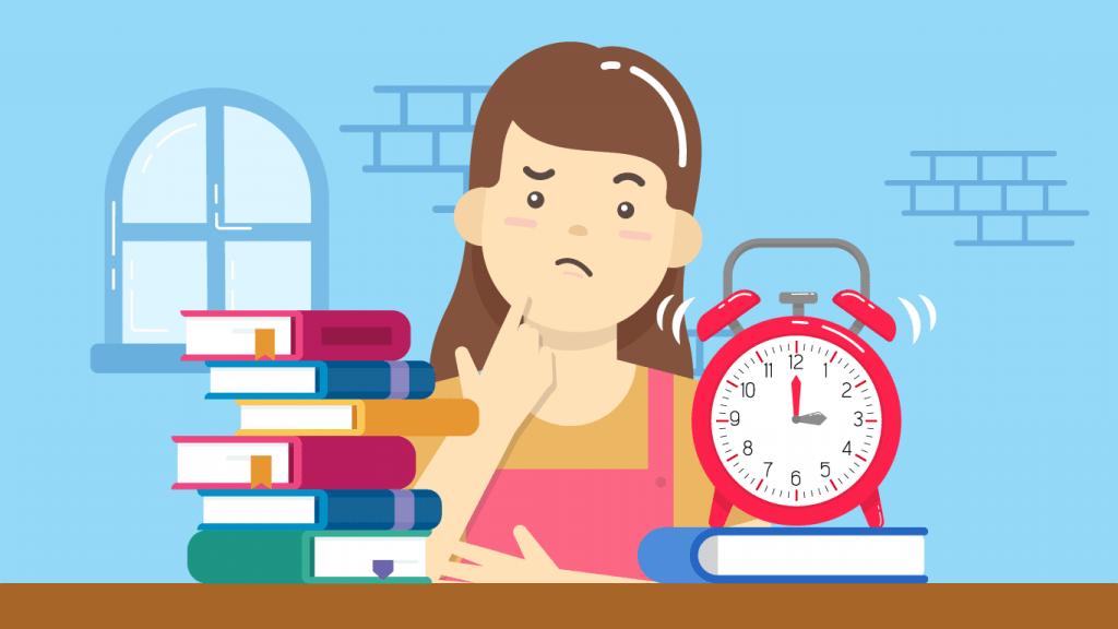 Sebenarnya, ada banyak cara yang bisa kamu lakukan untuk menghilangkan kebiasaan menunda waktu belajar.