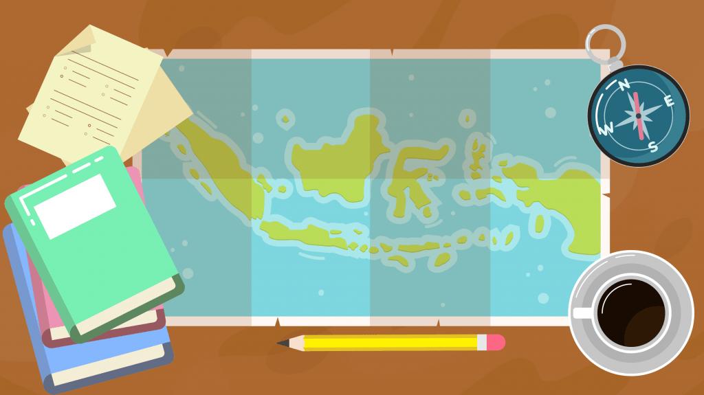 Latihan soal UTBK Soshum Geografi, lebih mudah dengan aplikasi pembelajaran daring Pahamify.