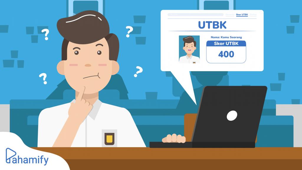 Tips lolos SBMPTN UTBK 2021 meski nilai kecil