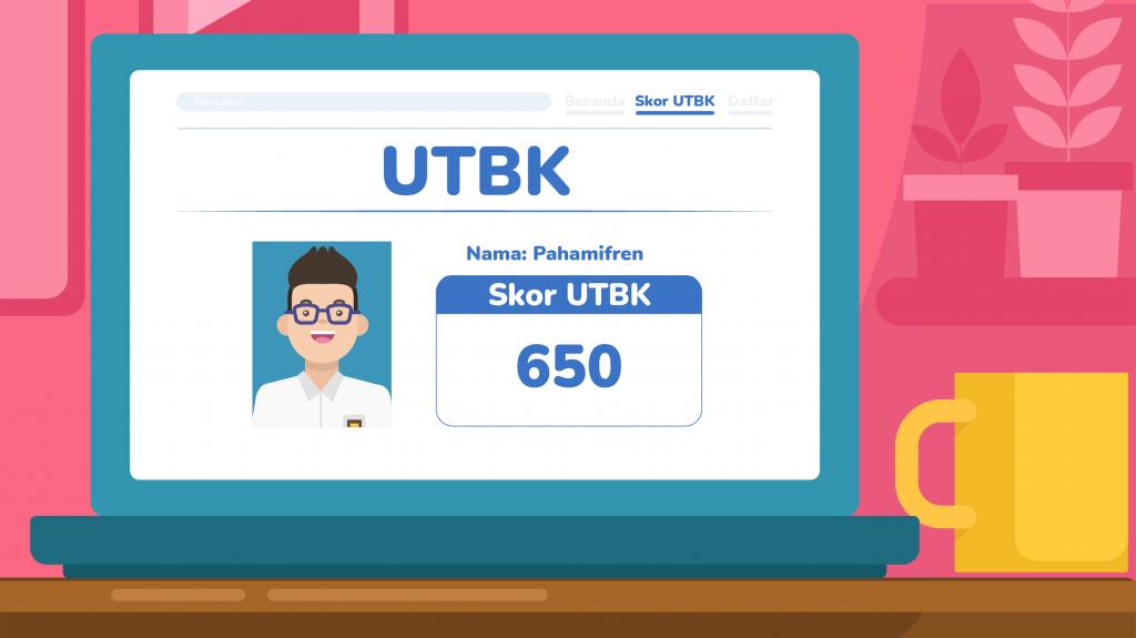 Mengetahui universitas dengan skor UTBK tertinggi tahun lalu, bisa menjadi referensi untuk menghadapi UTBK SBMPTN 2021 lho.