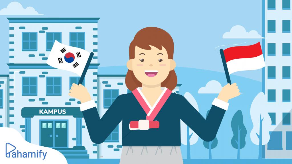 Universitas jurusan Bahasa Korea yang cocok buat kamu.