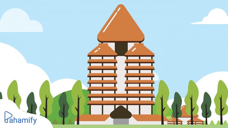 daya tampung universitas indonesia snmptn dan sbmptn 2021, beserta jumlah peminatnya