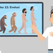 Biologi Kelas 12: Mengenal Evolusi, Teori dan Faktor yang Mempengaruhinya
